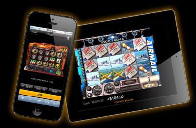 USA Mobile Casino games