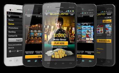 USA Mobile Casino games
