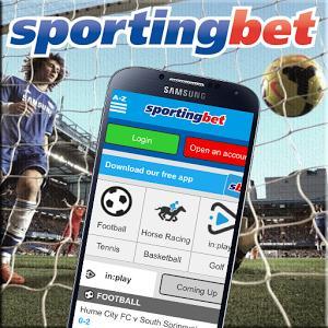 Sportingbet Apostar em futebol